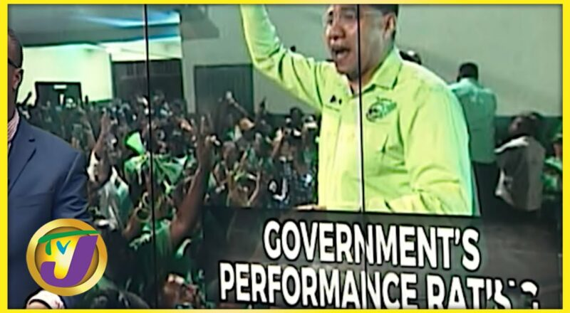 PM Andrew Holness & JLP Gov't Performance Significantly Drop in Polls | TVJ News - Sept 21 2021 1