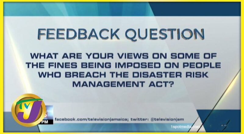 Feedback Question | TVJ News - Sept 23 2021 1