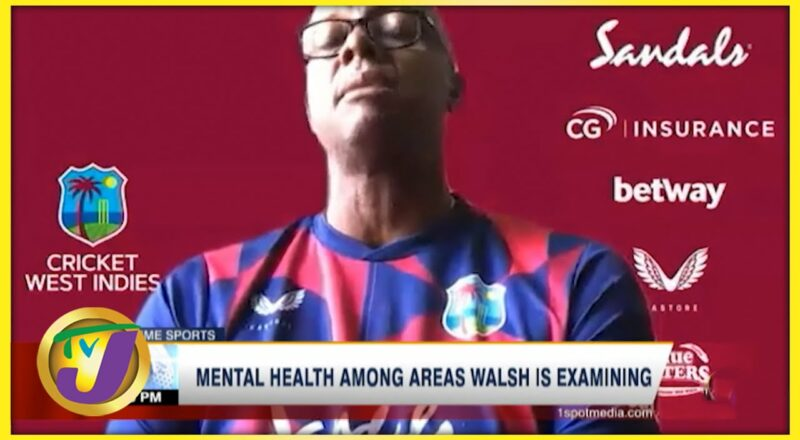 Mental Health Among Areas Walsh is Examining - Sept 23 2021 1