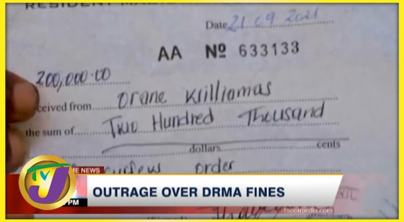 St. Thomas Residents Outraged Over Covid Fines | TVJ News 1