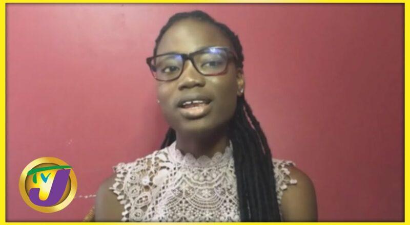 Rising Through Negativity - Kimone McLoud | TVJ Smile Jamaica 1
