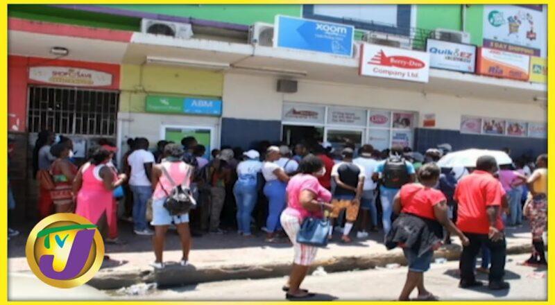 Jamaica's Lockdown Measures - Dennis Chung   TVJ Smile Jamaica 1