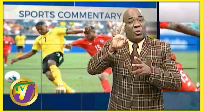 Jamaica vs Canada World Cup Match   Sports Commentary - Sept 24 2021 1