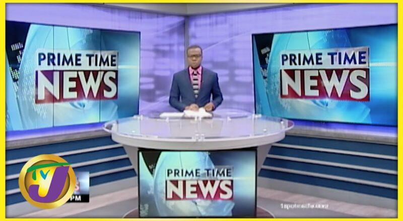 Jamaica's News Headline   TVJ News - Sept 25 2021 1