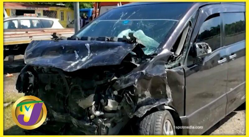 St. Ann Road Fatalities Increasing   TVJ News - Sept 25 2021 1