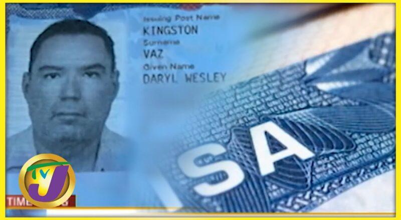 Vaz Responds to Visa Issue, Say PNP 'Badmind'   TVJ News - Sept 26 2021 1