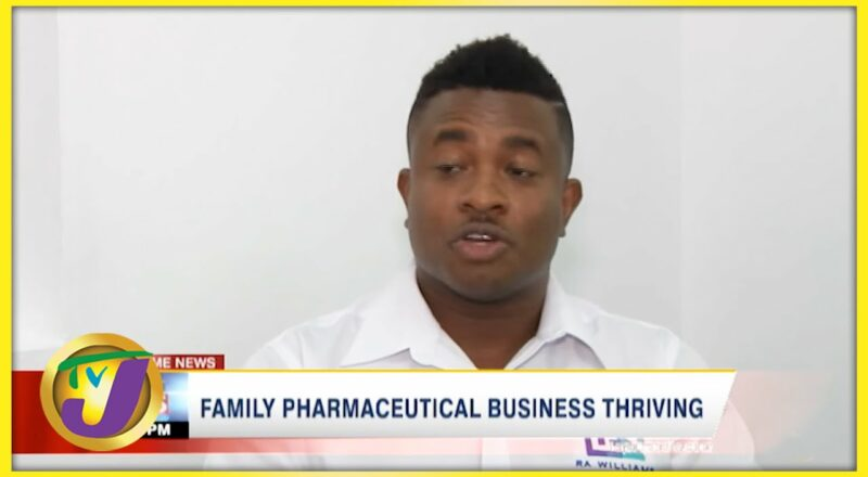 Family Pharmaceutical Business Thriving   TVJ Business Review - Sept 26 2021 2