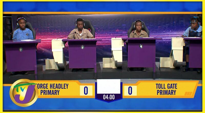 George Headley Primary vs Toll Gate Primary | TVJ Jnr. SCQ 2021 - Sept 27 2021 1
