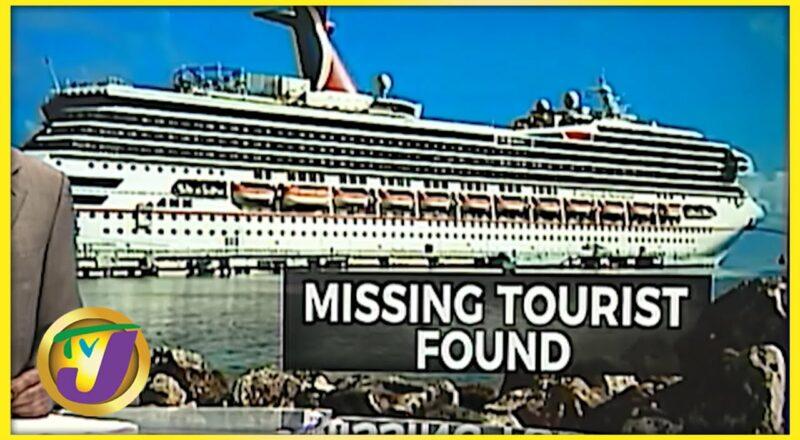 Missing Tourist Arrested | TVJ News - Sept 27 2021 1