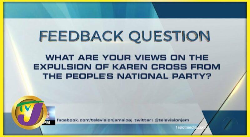 Feedback Question | TVJ News - Sept 29 2021 1