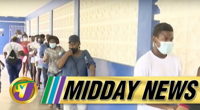 66K Vaccine Doses Set to Expire   Farmer's Body Recovered   TVJ Midday News - Sept 30 2021 1