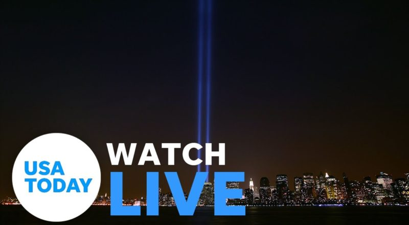 20th Anniversary of 9/11 (LIVE) | USA TODAY 1