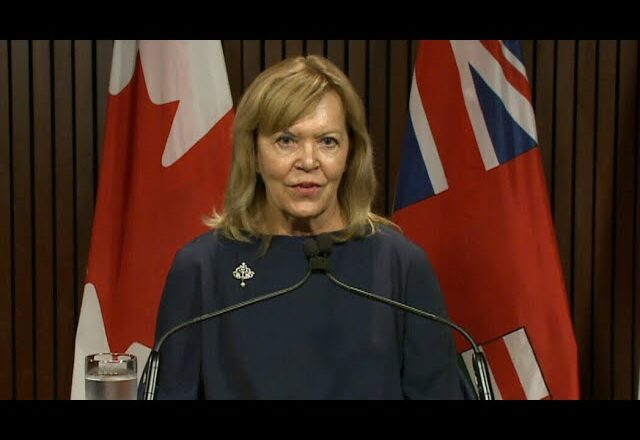 Ontario officials unveil proof-of-vaccination program | COVID-19 update 1