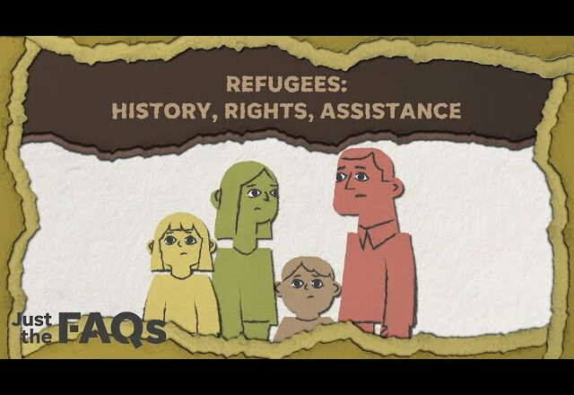 How refugees and asylum seekers can resettle in the US | Just the FAQs 1
