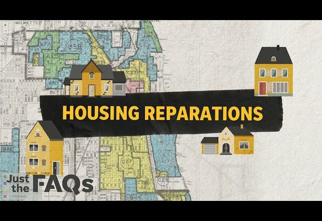 How housing reparations can help close the Black homeownership gap | Just the FAQs 1