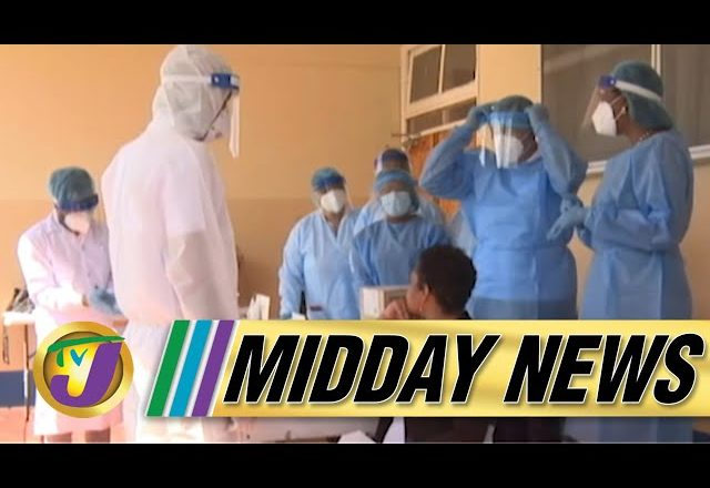 High Costs of Covid-19 Testing | Traffic Congestion in Port Antonio | TVJ Midday News - Sept 6 2021 1