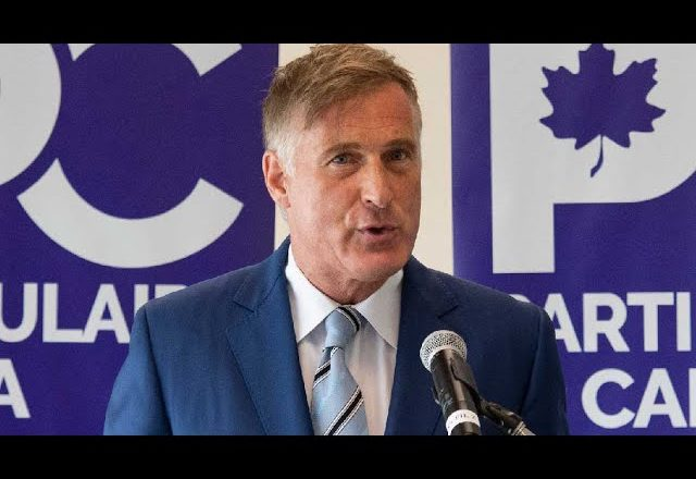 The message of Maxime Bernier's People's Party of Canada 5