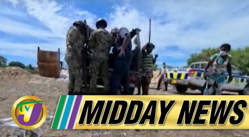 Elderly Woman Washed Away | JCF Failing to Discipline Some Cops | TVJ Midday News - Oct 1 2021 1