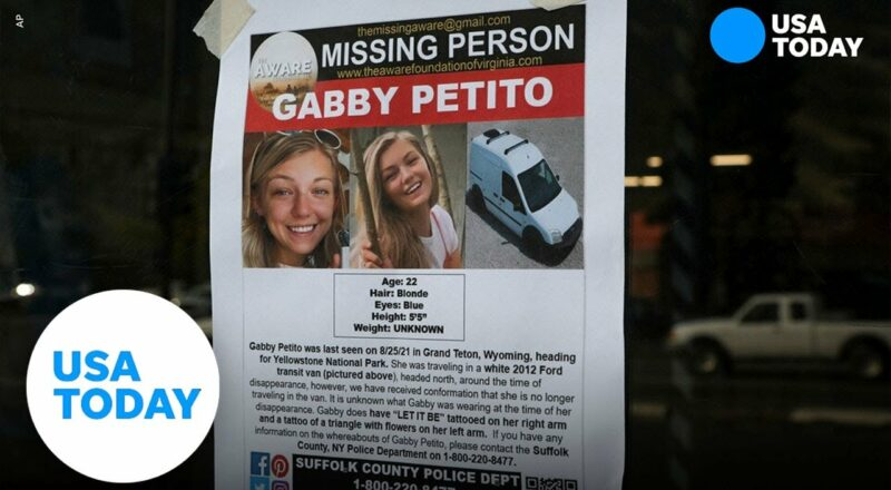 Gabby Petito: What is Missing White Woman Syndrome? | USA TODAY 1