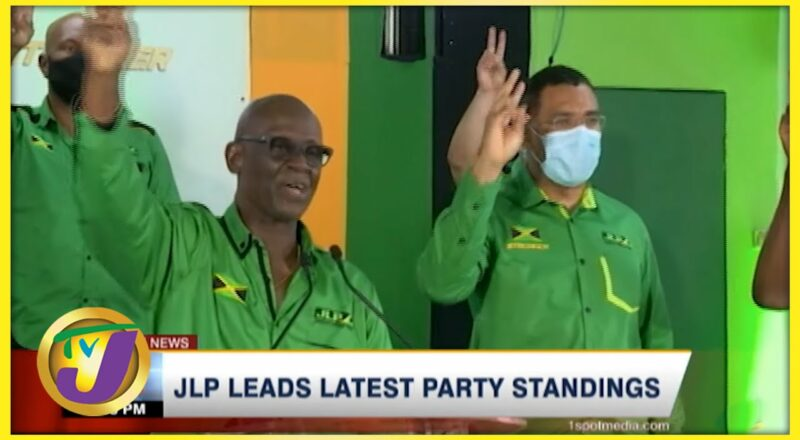 JLP Leads in Latest Polls | TVJ News - Sept 22 2021 1
