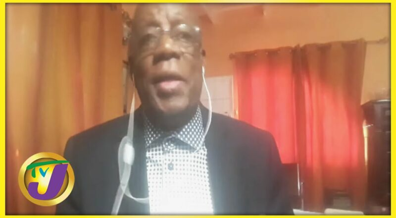Inner City Truth Deal with Covid with Dr. Henley Morgan | TVJ Smile Jamaica - Sept 30 2021 1