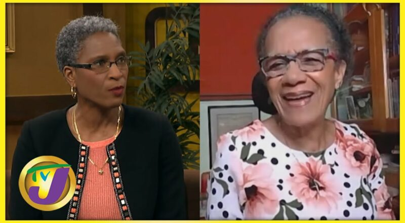 Profile Over the Years with Claire Grant & Fae Ellington | TVJ Smile Jamaica 1