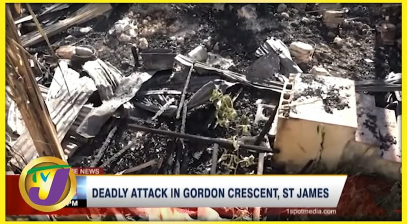 Deadly Attack in Gordon Crescent, St. James | Vaz Visa Issue | Covid Vaccines Expires 1