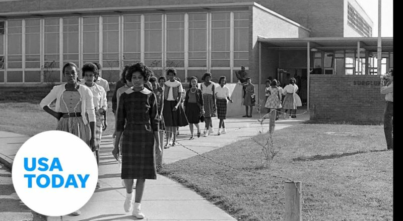 1961 school walkout over jailed student activist led to more action   USA TODAY 1