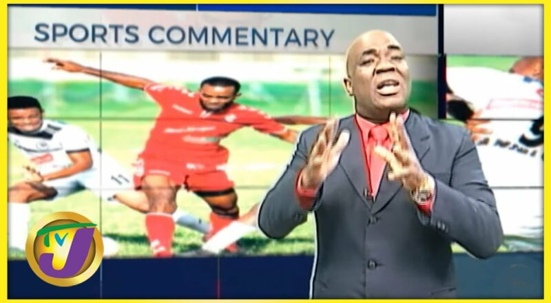 Return of Football in Jamaica   TVJ Sports Commentary - Oct 1 2021 1