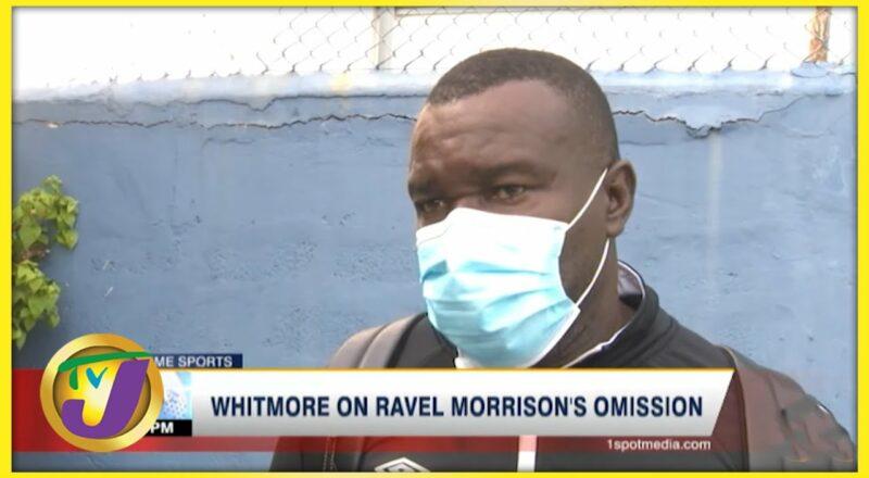 Whitmore on Ravel Morrison's Omission - Oct 1 2021 1