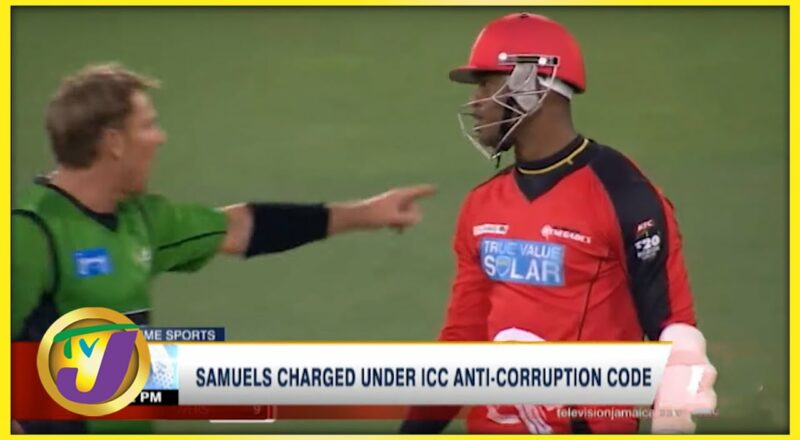 Jamaican Samuels Charged Under ICC Anti-corruption Code - Sept 22 2021 1