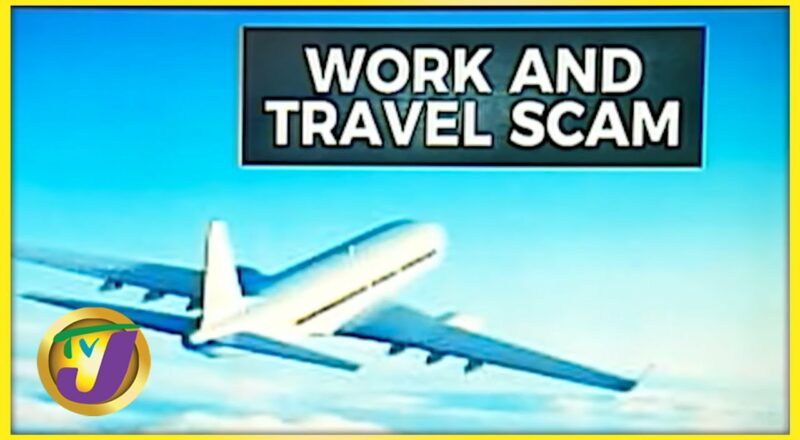 Work & Travel Scam in Clarendon?   TVJ News - Oct 1 2021 1