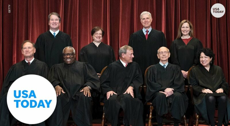 Supreme Court takes up contentious cases, in-person arguments return | USA TODAY 1