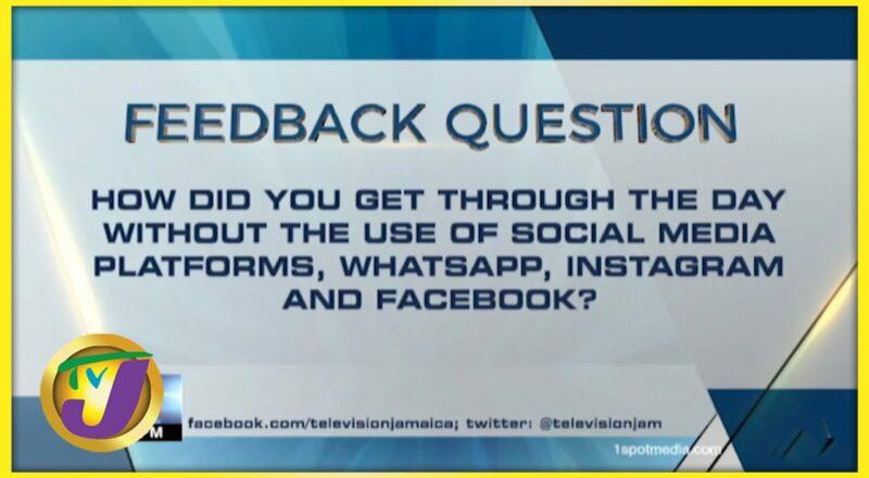 Feedback Question | TVJ News - Oct 4 2021 1