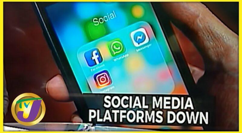 Whatsapp, Facebook. Instagram Down | TVJ News - Oct 4 2021 1