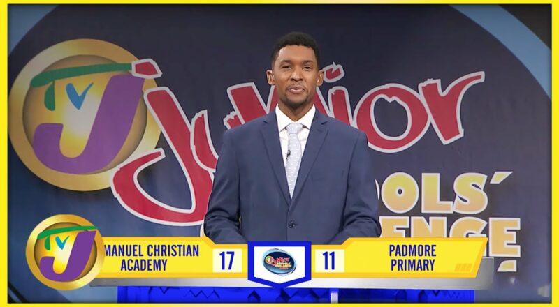 Emmanuel Christian Academy vs Padmore Primary | TVJ Jnr. SCQ 2021 - Oct 1 2021 1