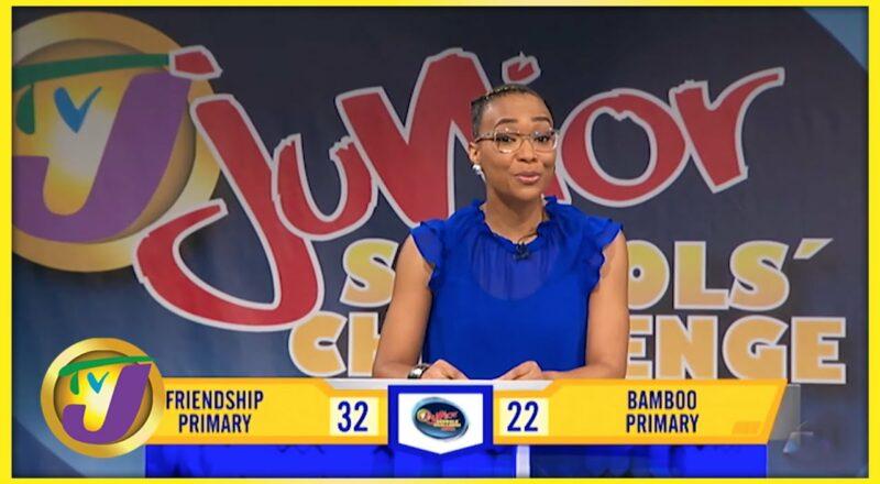 Friendship Primary vs Bamboo Primary | TVJ Jnr. SCQ 2021 - Oct 4 2021 1