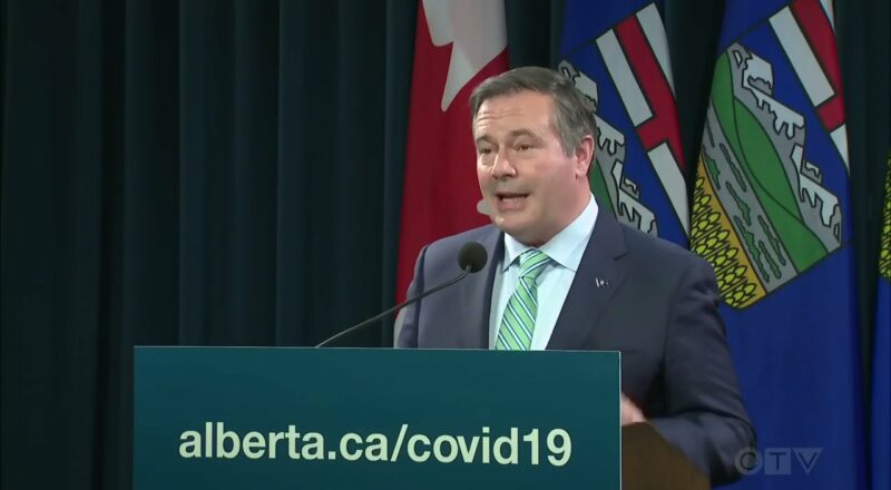 Kenney lowers gathering limits ahead of Thanksgiving weekend | COVID-19 in Alberta 1