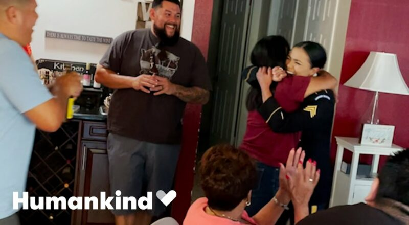 These families would do anything for each other | Humankind Connection 1