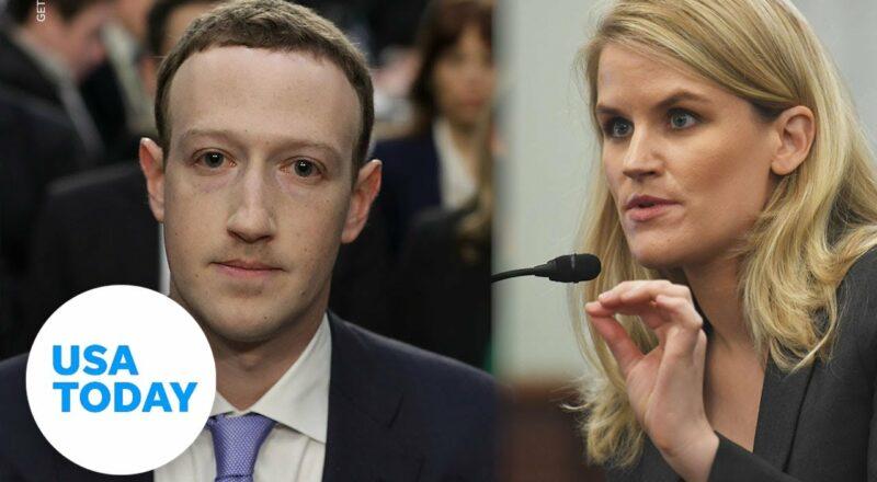 Facebook CEO Mark Zuckerberg responds to whistleblower's testimony | USA TODAY 1
