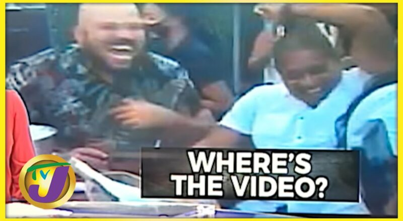 Where is the Footage? Floyd Green Saga Continues   TVJ News - Oct 5 2021 1