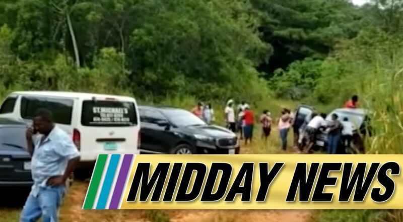 Teacher Abducted in Santa Cruz   Double Murder in St. Ann   TVJ Midday News - Oct 6 2021 1