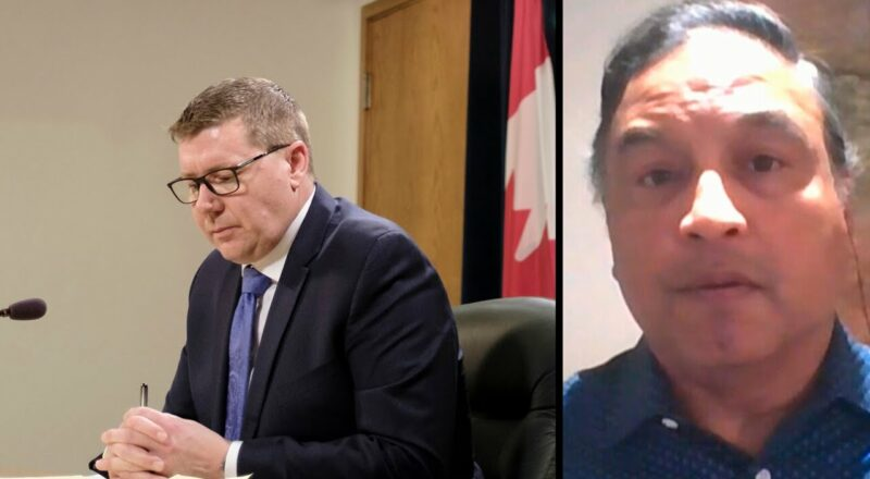 'Like rearranging deck chairs on the Titanic': Epidemiologist on COVID-19 measures in Saskatchewan 1
