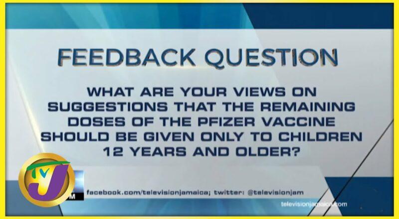 Feedback Question   TVJ News - Oct 6 2021 1