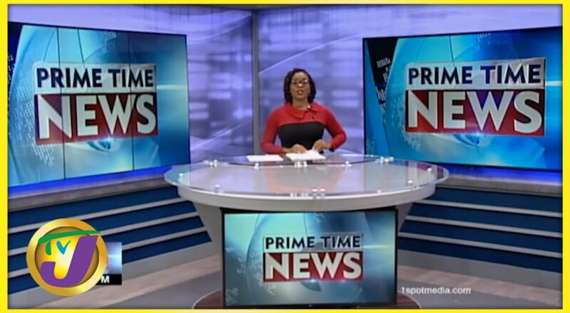 Jamaica's News Headlines   TVJ News - Oct 6 2021 1
