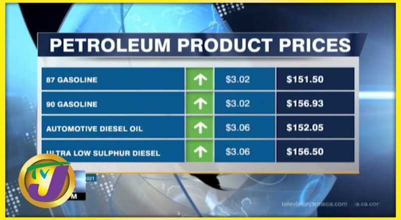 Gas Prices Increase | TVJ Business Day - Oct 6 2021 1
