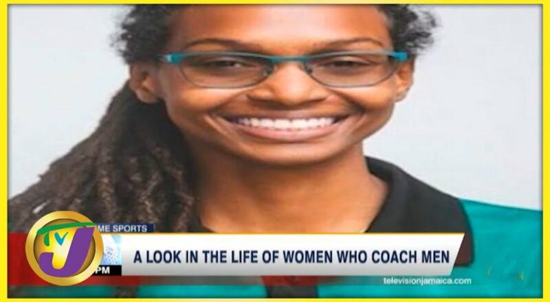 Women in Sports   The Life of Women Who Coach Men Part 1 1
