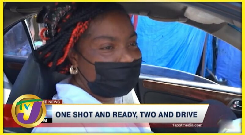 One Shot & Ready, Two & Drive | TVJ News - Oct 6 2021 1