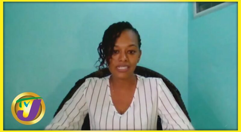The Key to Self Actualization with Lotaya Morgan | TVJ Smile Jamaica 1