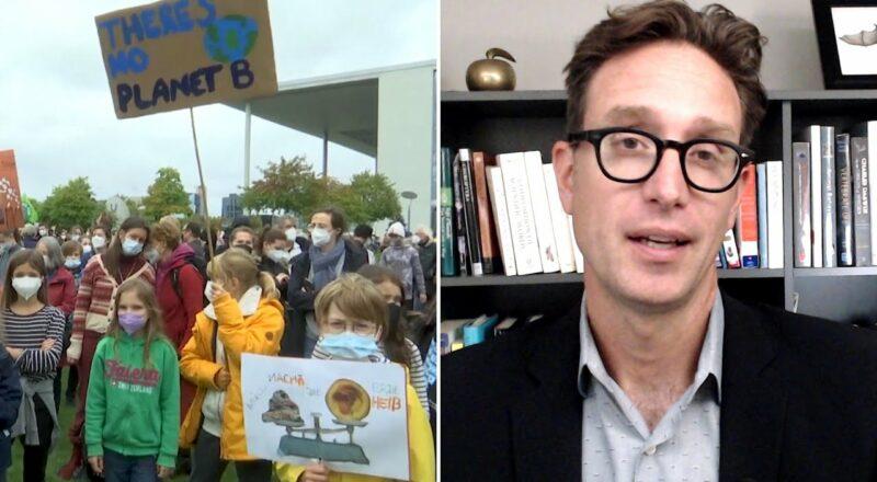 Dan Riskin on how kids influence the climate change debate 1